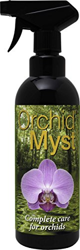 Growth Technology Orchid Myst Natural and Professional Orchid Feed Spray, 27oz, 750 - Oncidium Orchid Care