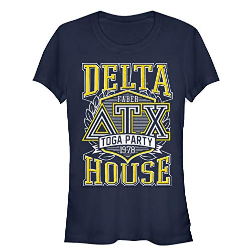 (Animal House Juniors' Delta Toga Party Navy Blue)