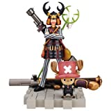 Most lottery ONE PIECE Film - Strong World ~ [C Awards] Usopp & Chopper figure
