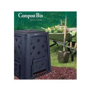 redmon green culture 65gallon compost bin