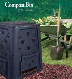 Redmon Green Culture 65-Gallon Compost Bin by WC Redmon (Image #1)