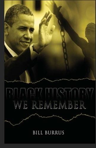 Read Online Black History We Remember PDF