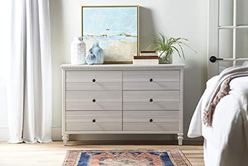 Young House Love 811C040 Debonair Dresser White ()