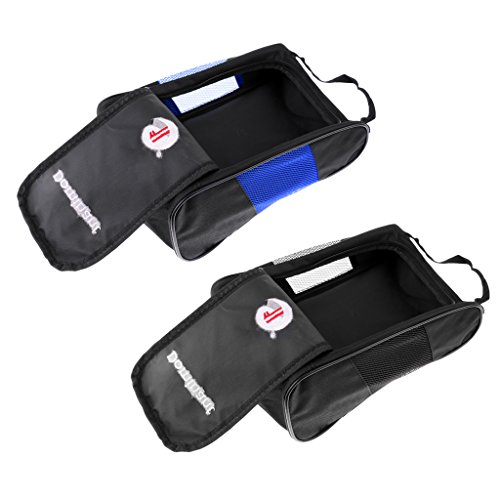 MagiDeal 2Pcs/Set Golf Sport Shoes Storage Bag Hand Bag Tote Bag by MagiDeal (Image #4)