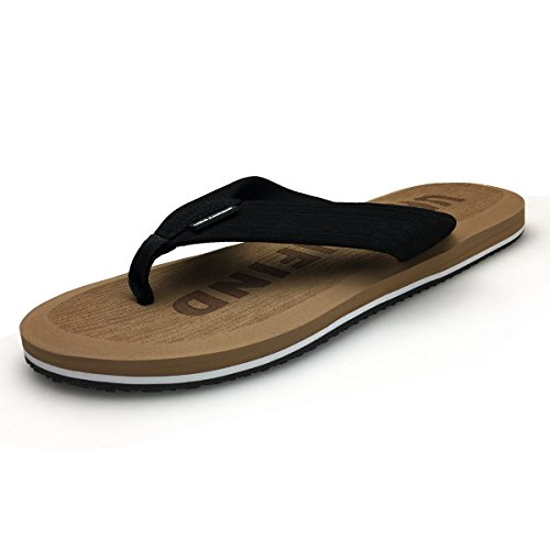 Great sandals. They are cushioned and fit loose. Very comfortable.