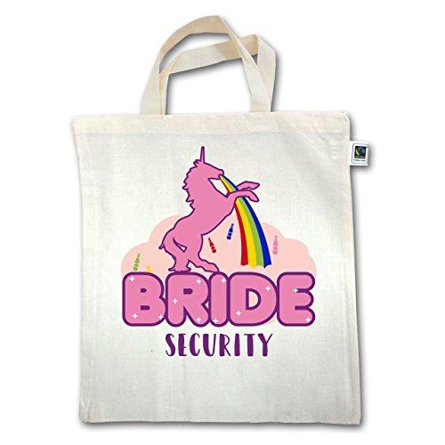 Jga Hen Party - Jga Bride Unicorn Di Sicurezza - Unisize - Natural - Xt500 - Manico Corto In Juta