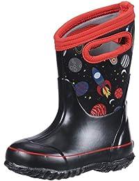 Bogs Boy's Classic Planes Waterproof Winter Boot