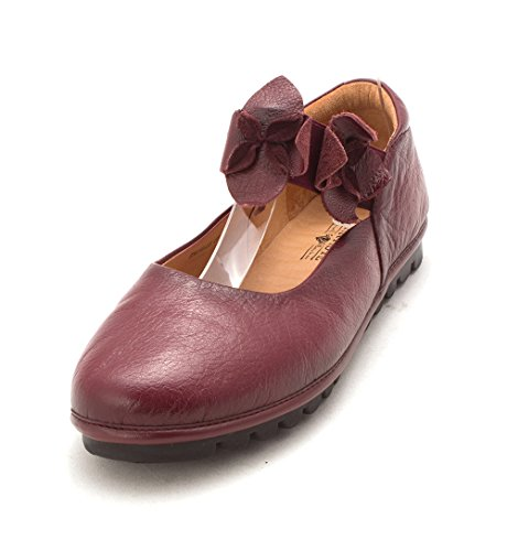 Flats Toe Talulla Spring 41 Womens Closed L'Artiste Ballet Bordeaux by Step q7z0x0wp