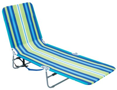 RIO Gear Rio Brands BPL-1616 Natural Organic Backpack Chaise Lounger by RIO Gear