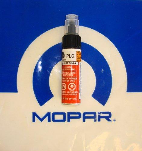 Chrysler Dodge Orange Touch Up Mopar product image