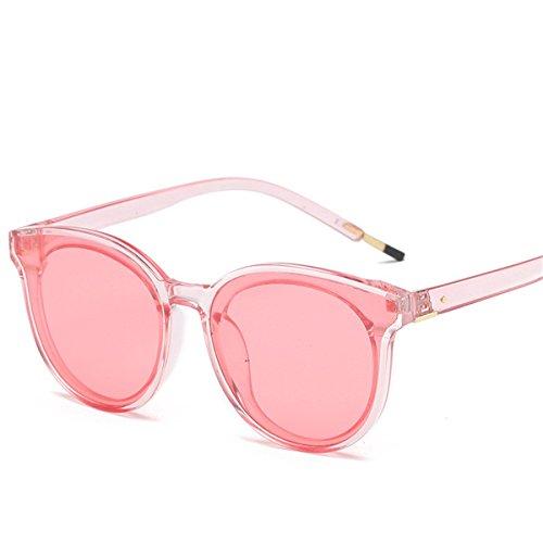 De XGLASSMAKER Sol Gafas Hombres La D Mujeres Y Gafas Tendencia Moda Polarizadas Marco De De Sol Redondo XqwAUX