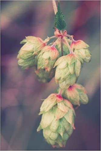 Hops Plant Beer Journal: 150 Page Lined Notebook/Diary