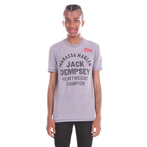 Lucky Brand Men's Jack Dempsey MANASSA Graphic TEE,, used for sale  Delivered anywhere in USA