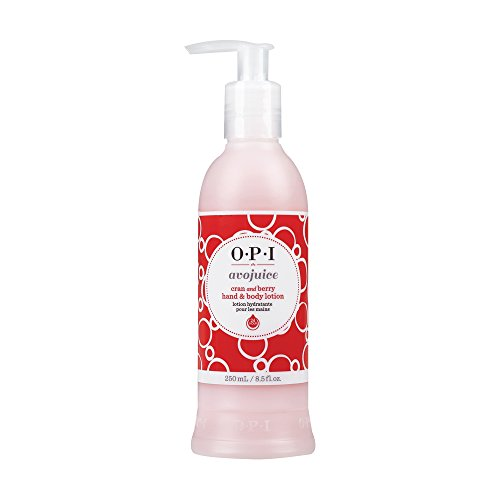 (OPI Avojuice Hand Lotion, Cran & Berry, 8.5 Fl Oz )