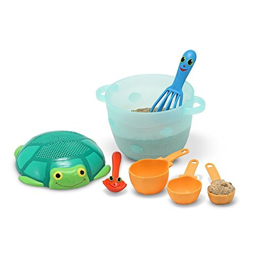 Kinderküche Garten - Spielküche Garten - Melissa & Doug Sand-Backset