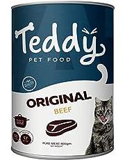 Teddy Pets food beef 400 GM