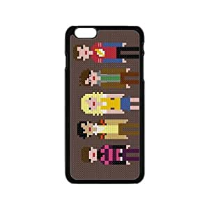 Big Bang Theory warm family Cell Phone Case for Iphone 6 by icecream design