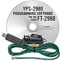 Yaesu FT-2980R Programming Software & USB Cable Set!