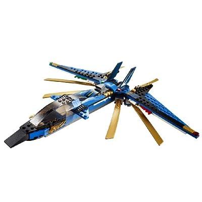 LEGO Ninjago Jay's Storm Fighter 9442: Toys & Games