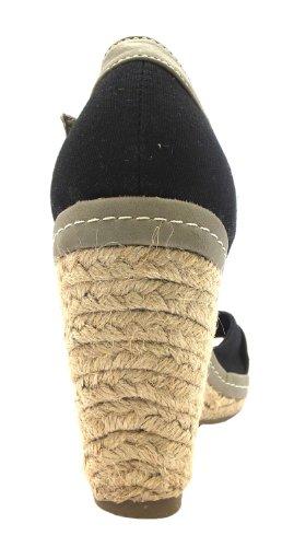 Sandales pour 32672 Hoyvoy femme noir Noir 5E6cFqFgy