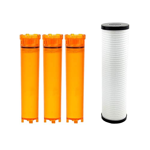 Refill Shower Filter VPX-03P for VitaPure SUF300VPX