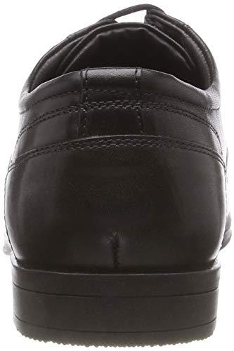Oliver 5 Black Oxfords 13203 Herren Schwarz 5 1 21 001 s OPdfwO