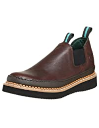 Georgia Boot Men's Gr274 Giant Romeo Work Shoe