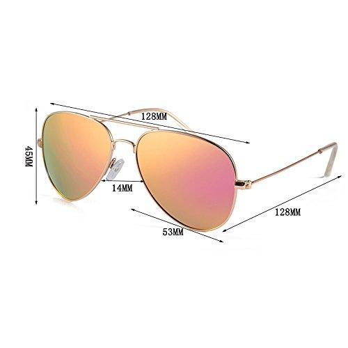 de Sol de Lens Colorful Fashion Boys Polarized Gafas Gafas Sol Sunglasses 6fAHtWqRW