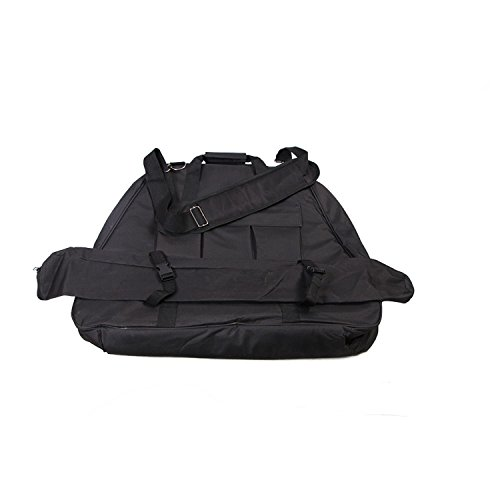 Bow Bag Hunting Case Recurve Arrow Quiver/tube Adjustable Padded Shoulder Strap And Carry Handle Convenient For Carrying
