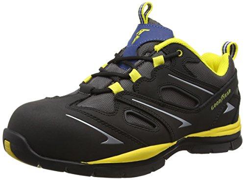 Goodyear - GYSHU3760 - Chaussures de sécurité mixte adulte, Noir (Black), 47