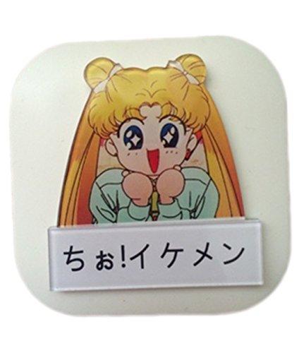 (Anime Sailor Moon Tsukino Usagi Contact Lens Case/ Contact Lens Box/lenses Care Box)