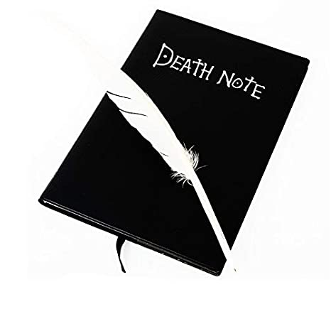 Caderno de morte bonito anime tema escola notebook diário ...