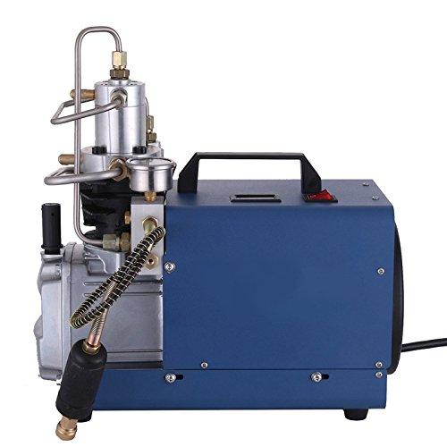 SHZOND 30MPA 4500PSI High Pressure Air Pump 13 2GPM Air Flow