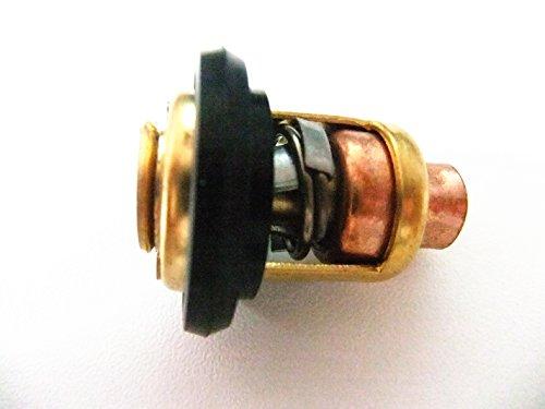 6E5-12411-02 6E5-12411-00 6E5-12411-10 Boat Engine Thermostat for Yamaha 2-Stroke 15HP 25HP 30HP 40HP -220HP Outboard (10 Hp Outboard Motor)