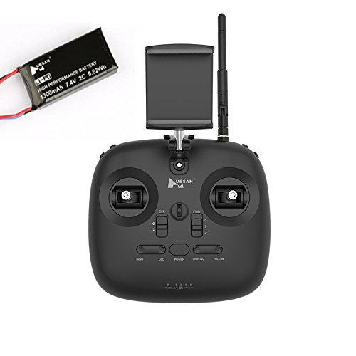 HUBSAN Drone H501A H501M H216A Quad Copter Transmitter HT011A Built-in RepeaterWiFi Flight Transmission Distance Increased Increased 300m(omnidirectional).