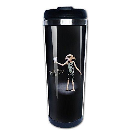 [Dobby The Free Elf Harry Potter Coffee Thermos Mug] (Dobby Harry Potter Costumes)