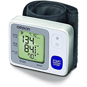 Omron 3 Series Wrist Blood Pressure Monitor (60 Reading Memory)