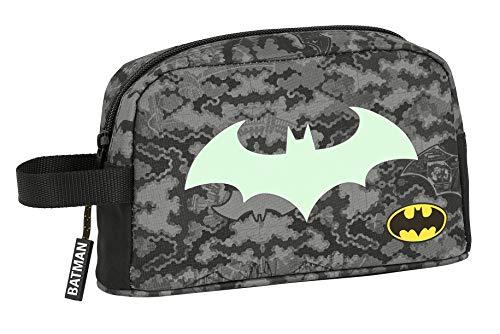 Porta Desayunos Termo Termica de Batman Night, 215x65x120mm