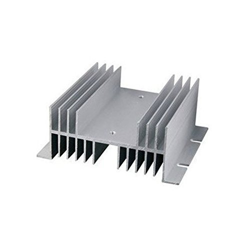Generic Wholesale Solid state relay heat sink for solid state relay, Single Phase SSR from 10A to 100A by Generic