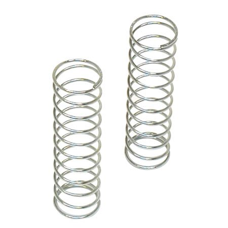 "2.5"" Spring, 3.4 Rate, Silver 2.5"" Spring Losi LOSA5156"