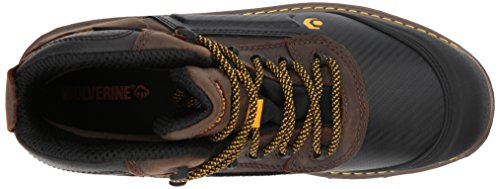 Wolverine Men's Overpass 6'' Composite Toe Waterproof Insulated Work Boot by Wolverine (Image #8)