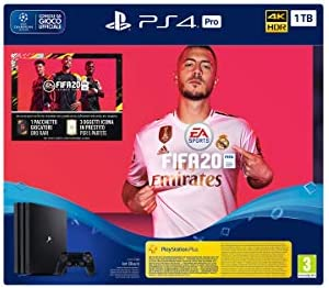 PS4 Pro + FIFA 20 - Special - PlayStation 4 [Importación italiana]: Amazon.es: Videojuegos