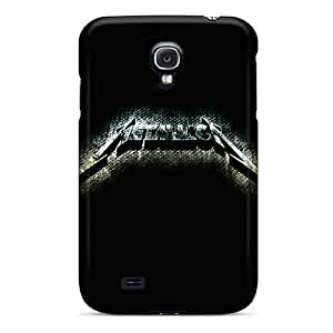 Samsung Galaxy S4 PFo5233KcvN Customized Colorful Metallica Image Scratch Resistant Cell-phone Hard Covers -CristinaKlengenberg