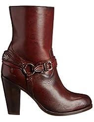 FRYE Womens Jenny Plate Short-SFG Boot