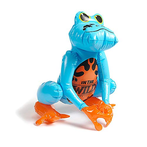 Inflatable Frog - in The Wild VBS by LifeWay ()
