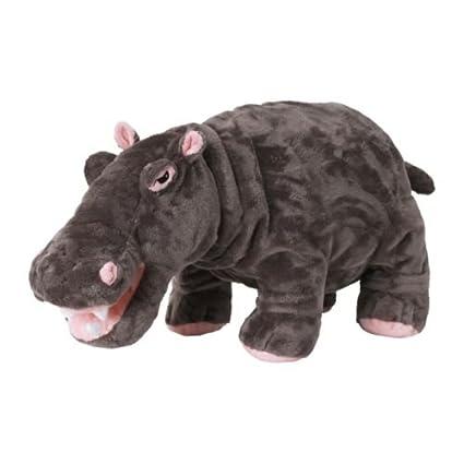 IKEA Mullig - Peluche, hipopótamo