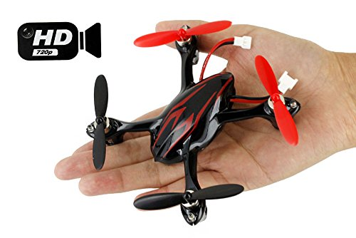 Hubsan X4 H107C with HD 2MP Camera 2.4G 4CH 6 Axis Gyro...