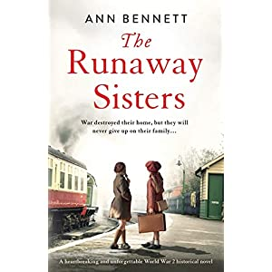The Runaway Sisters: A heartbreaking and unforgettable World War 2 historical novelPaperback – 14 Sept. 2020