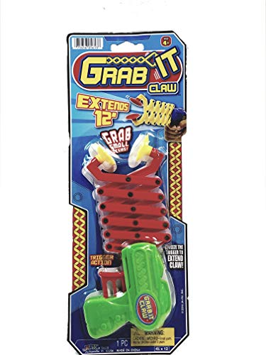 Grab-It Huge Claw Blaster/Gun Extends 12