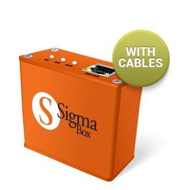 ELEOPTION SIGMA BOX Sigma Box SigmaKey Activations NOT Included by ELEOPTION